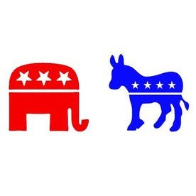 FREE Political Party Decals