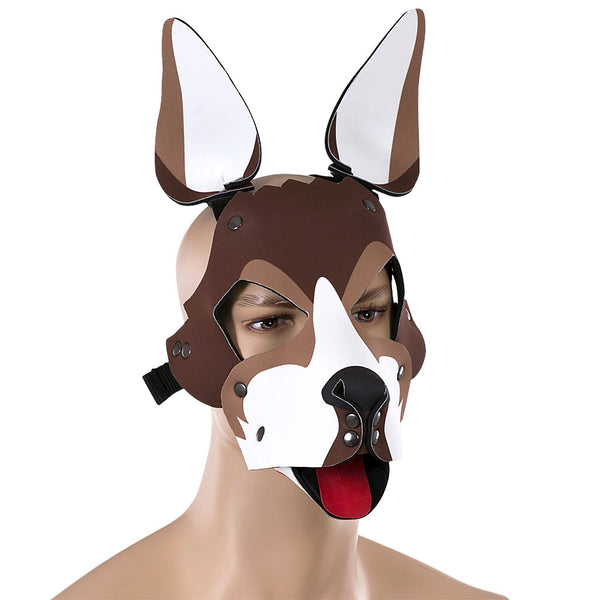 Wruff Stuff neoprene puppy play hood