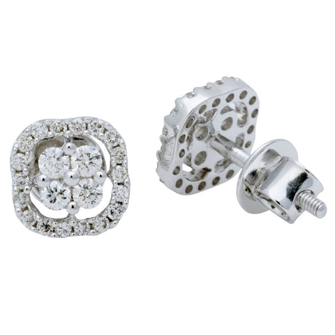 Rosetta Stud Earrings