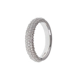 Micro Pave Classic Diamond Ring