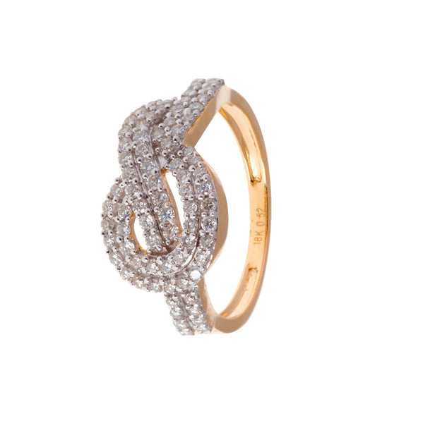Royale Infinity Diamond Ring