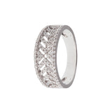Splendor Curve Diamond Ring