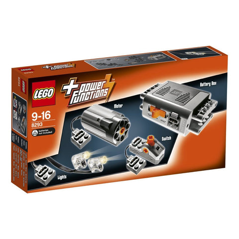 LEGO® Power Functions 8293 - Build & Play Australia