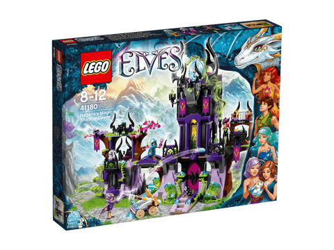 LEGO® Elves 41180 Ragana's Magic Shadow Castle