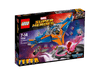 LEGO® Guardians Of The Galaxy 76081 The Milano vs. The Abilisk