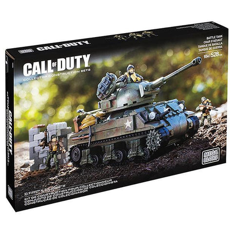 MEGA BLOKS Call Of Duty Legends Battle Tank