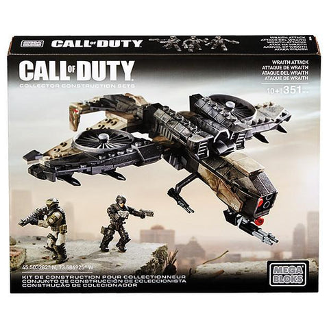 MEGA BLOKS® Call of Duty® Wraith Attack DKX54