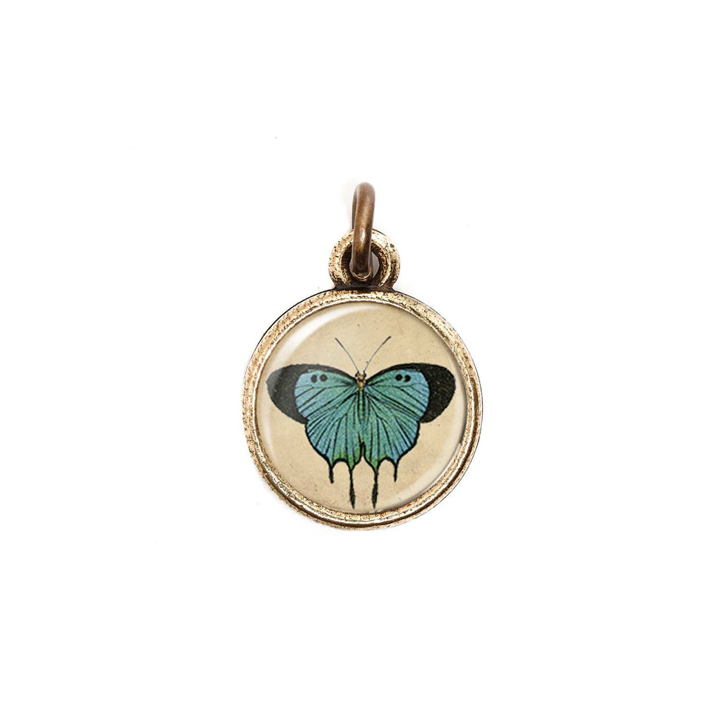 Ulysses Butterfly Charm