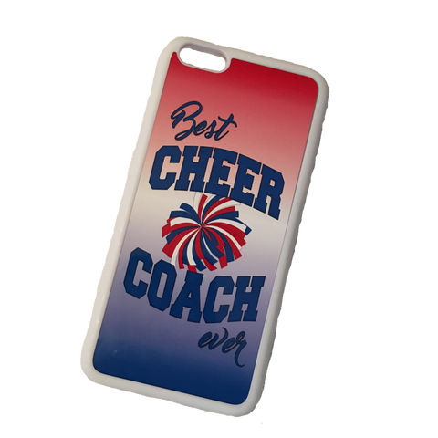 Best Cheer Coach Ever Phone Case