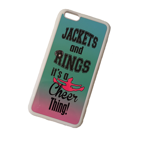 Jackets and Rings Phone Case