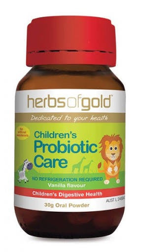 Herbs Of Gold Children's Probiotic Care 30G