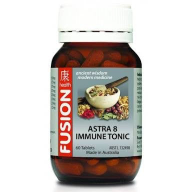 Fusion Health Astra 8 Immune Tonic Tablets
