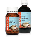Fusion Health Cough & Lung Tonic Tablets