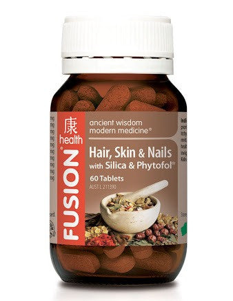 Fusion Health Hair Skin & Nails