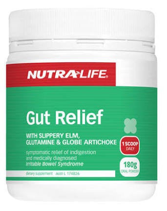 Nutralife Gut Relief 180G