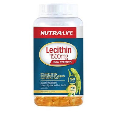 Nutralife Lecithin 1500mg 200C