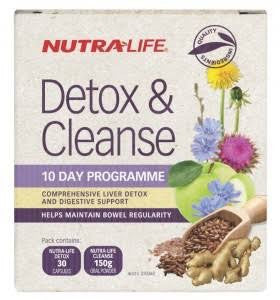 Nutralife Detox & Cleanse 10 Day Programme