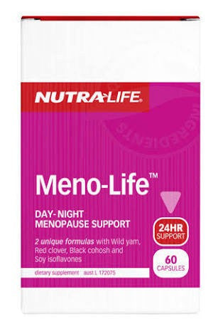 Nutralife Meno-Life Day-Night 60C