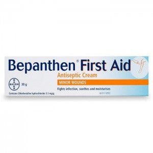 Bepanthen First Aid Antiseptic Cream