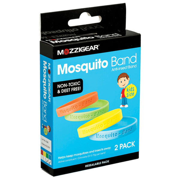 Mosquito Band Kids Size 2 Pack