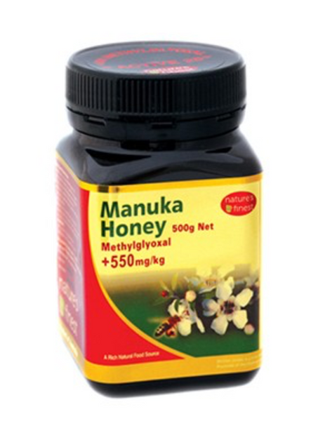 Nature's Finest Australian Manuka Honey