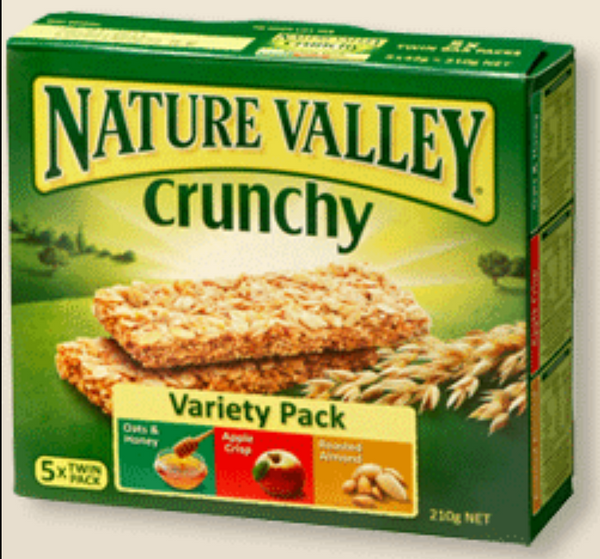 Nature Valley Snack Bar