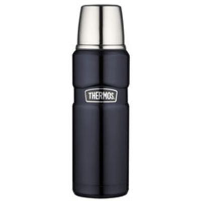 Thermos - Stainless King Stainless Steel Vacuum Flask 470ml Midnight Blue