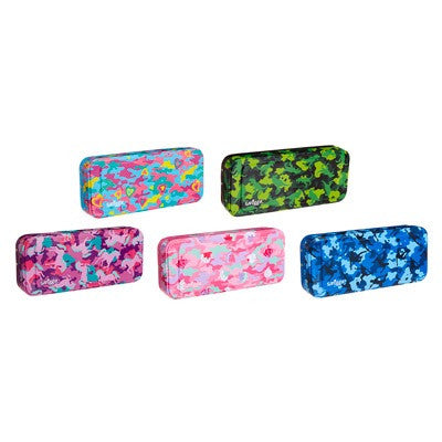Smiggle chaos pencil tin