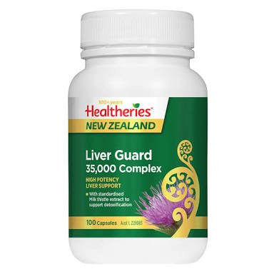 Healtheries Liver Guard 35000 Complex 100C