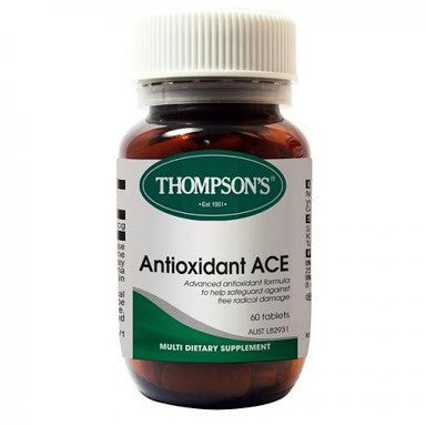 Thompson's Antioxidant ACE Tablets