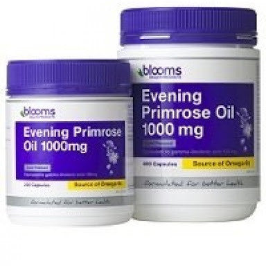 BLOOMS EVENING PRIMROSE OIL