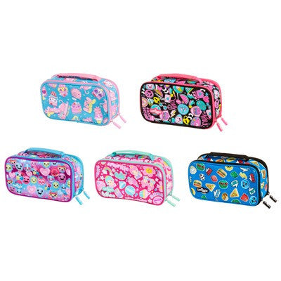 smiggle says go anywhere pencil case