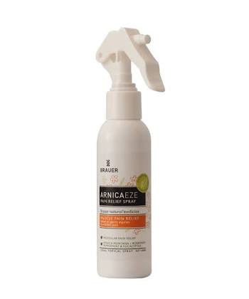 Brauer ArnicaEze Plus Pain Relief Spray 125ML