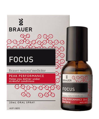 Brauer Focus Oral Spray 20ML