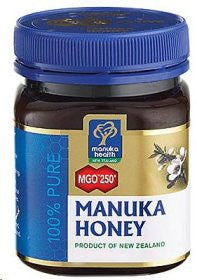 Manuka Health New Zealand Manuka Honey MGO250+ 500g