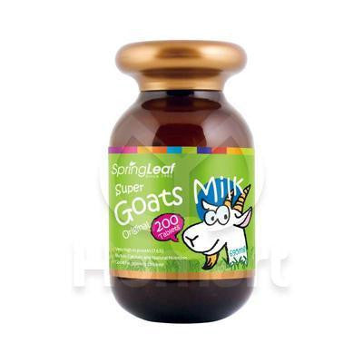 Spring Leaf Goats Milk 695mg 200T