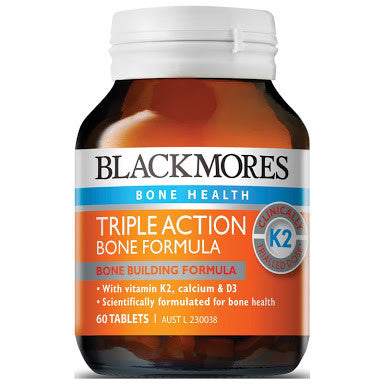 Blackmores Tri Action Bone Formula 60 Tablets