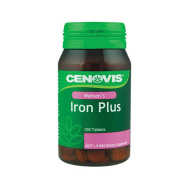 Cenovis Iron Plus 100 Tablets