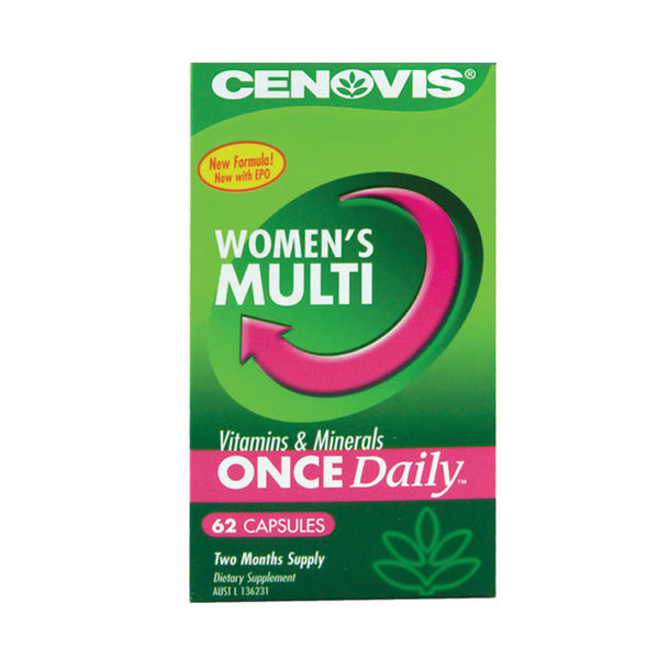Cenovis Once Daily Women's Multivitamin & Minerals