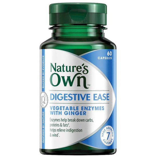 Nature's Own Digestive Ease 60 Capsules