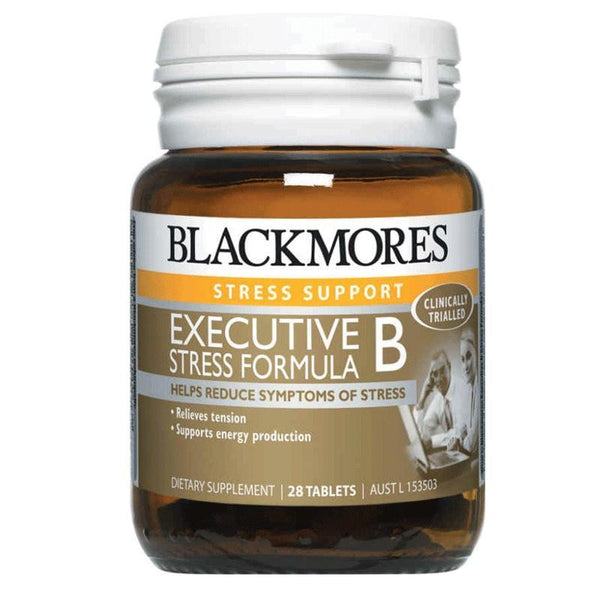 Blackmores Executive B Stress Formula