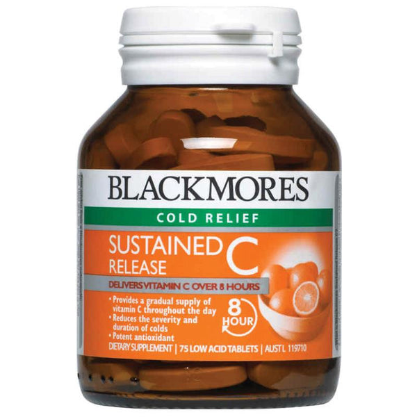 Blackmores Sustained Release C