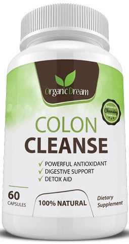 Colon Cleanse by Garcinia Cambogia Pure Extract