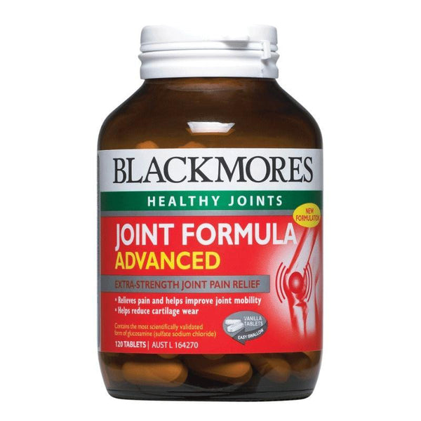Blackmores Joint Formula  Advanced 120 Tablets (with Glucosamine and Chondroitin)