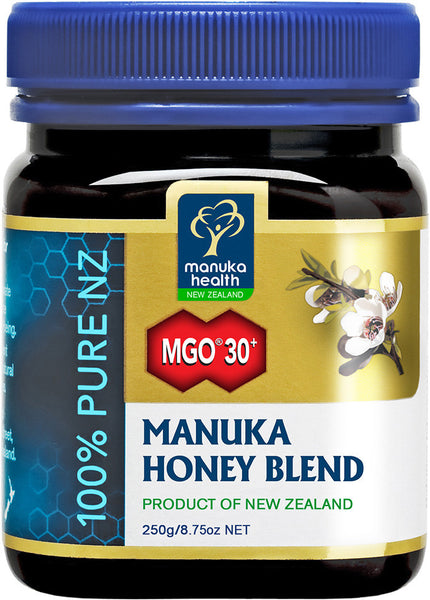 Manuka Health New Zealand Manuka Honey MGO30+ 250g