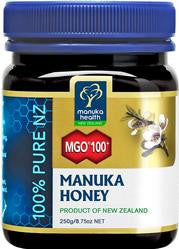 Manuka Health New Zealand Manuka Honey MGO100+ 250g