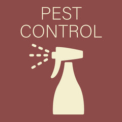 Outdoor Organic Pest Control at Sage Garden
