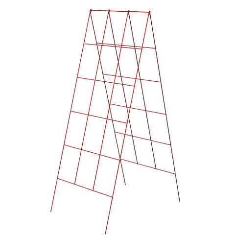 "46"" A-Frame Trellis - Red"