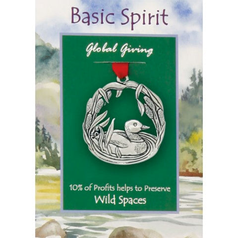 Basic Spirit Giving Ornament - Duck