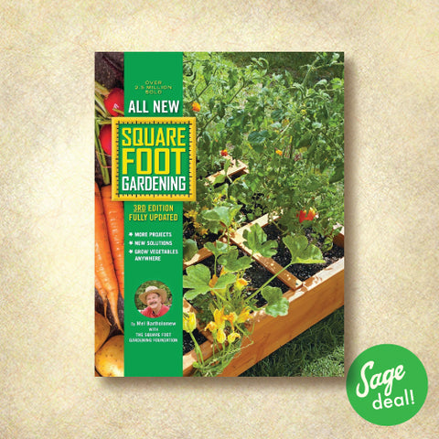 All New Square Foot Gardening - Third Edition